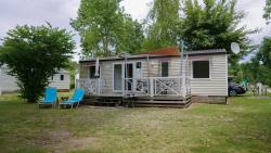 Loft Mobile home - 3 bedrooms -2 bathroom
