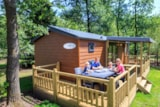 Rental - 6 persoons Cottage - Camping De Pampel