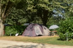 Piazzole - Forfait piazzola + 1 auto + tenda o roulotte - Camping Au Bord du Loir