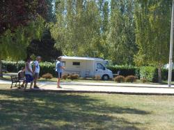 Package pitch + 1 vehicle + tent/caravan or camping-car + electricity 10A