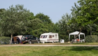 Pitch160-225M² Caravan Or Tent