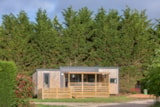 Rental - Cottage PREMIUM*****,35m², 2ch, 2 bathroom - Camping Village de La Guyonnière