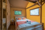 Rental - Glamping Safari Lodge PREMIUM, 64m², 3 bathrooms, clim - Camping Village de La Guyonnière