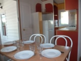 Rental - Cottage Confort 3 Bedrooms + Terrace - Camping Zagarella