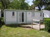 Rental - Traditional Mobile home - Camping Aux Coeurs Vendéens