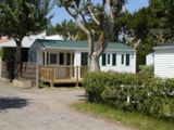 Rental - Comfort Cottage Plus With Half Covered Terrace 3/4 - Camping Aux Coeurs Vendéens
