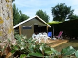 Rental - Nature 4p Cambodgia  18m² (2 bedrooms) - No sanitary & No TV - Camping Plein Sud