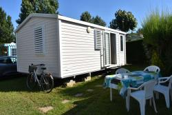 Mobile Home Confort 24M² - 2 Bedrooms
