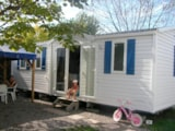 Rental - Mobile-home CONFORT 32m² - 3 bedrooms - Flower Camping Le Petit Paris