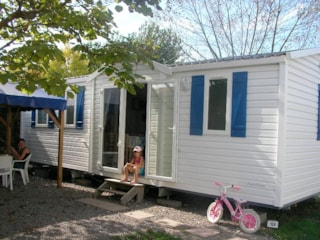 Mobile-home CONFORT 32m² - 3 bedrooms