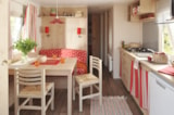Rental - Gipsycar CONFORT + 23m² - 2 bedrooms - Flower Camping Le Petit Paris