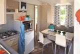 Rental - Mobile home CONFORT 24m² - 2 bedrooms (R) - Flower Camping Le Petit Paris