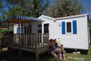 Mobile-home CONFORT + 32m² R - 3  bedrooms