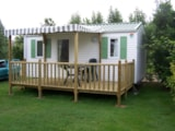 Rental - mobiles Home sans sanitaire - Camping Les Charmes