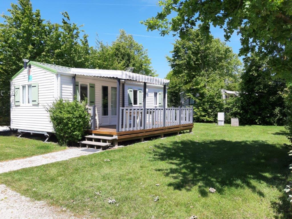 Mobile home 3 chambres CONFORT (2007 ou 2010) TV incluse