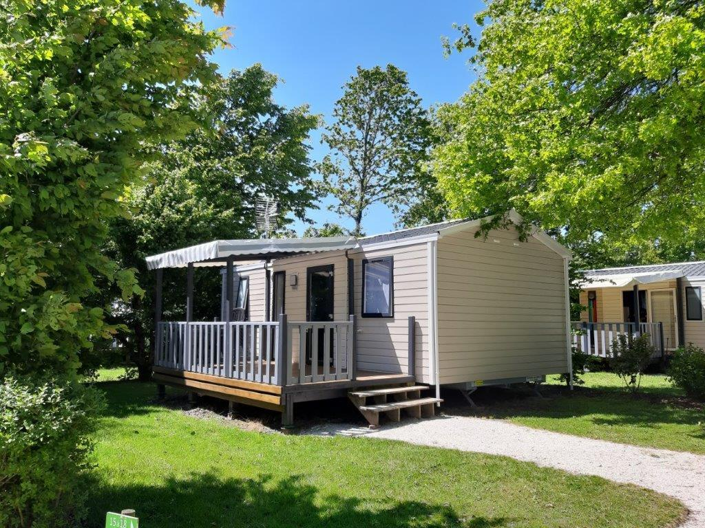 Location - Mobile Home Bermude  Duo Modulo (2019) Tv Incluse - Camping Les Charmes