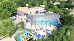 Establishment Camping Les Charmes - Apremont