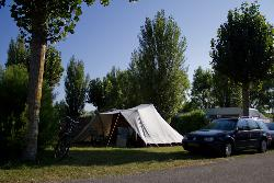 Option B Pitch + Car + Tent, Caravan Or Camper+ Electricity 10 A