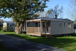 Mobile Home Grand CONFORT+ (2 bedrooms) with covered terrace incl.  33m2 (Saturday)