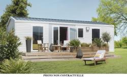 Prestige mobile home PREMIUM 2 bedrooms - 2 bathrooms - 34 m2 (Sunday)
