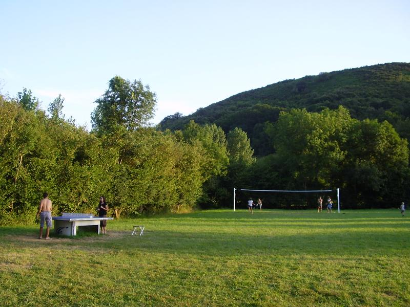 Leisure Activities Camping d'Ibarron - Saint Pee Sur Nivelle