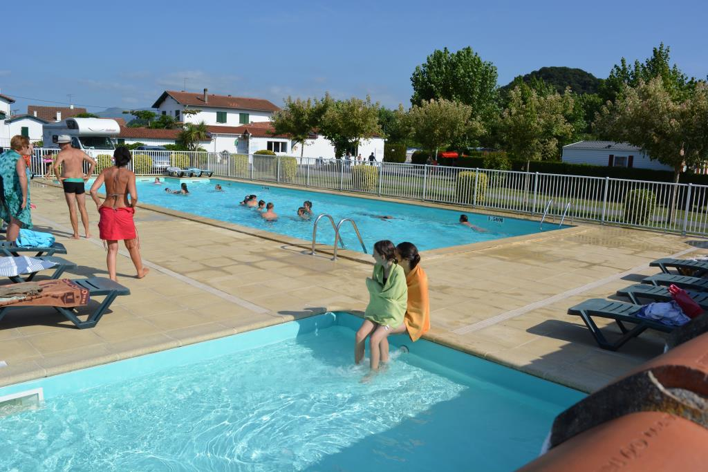 Camping d'Ibarron