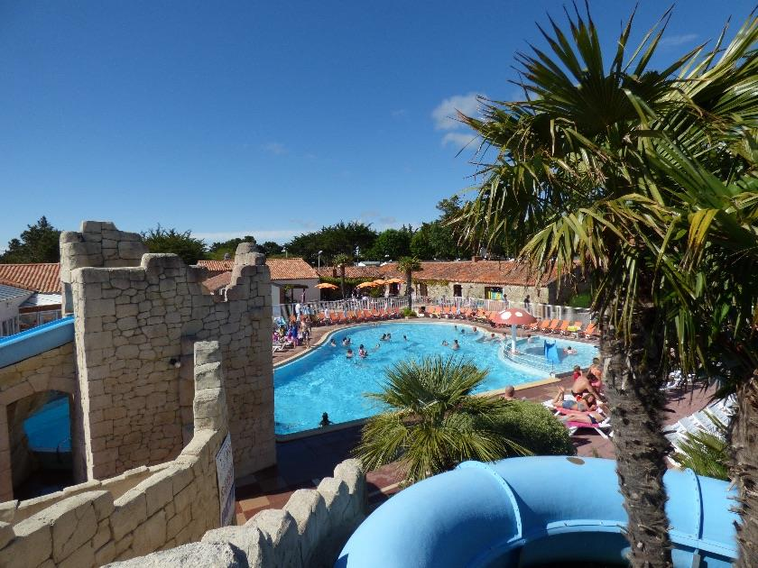 Establishment Old -Capfun - Camping Loubine - Olonne-Sur-Mer