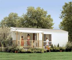 MOBILE HOME LOGGIA SHORT STAY