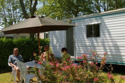 MOBILE HOME BAMBI WITHOUT SANITARY SHORT STAY