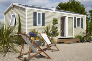 Mobile Home Moduleo 2 / 3 Bedrooms Sunday To Sunday