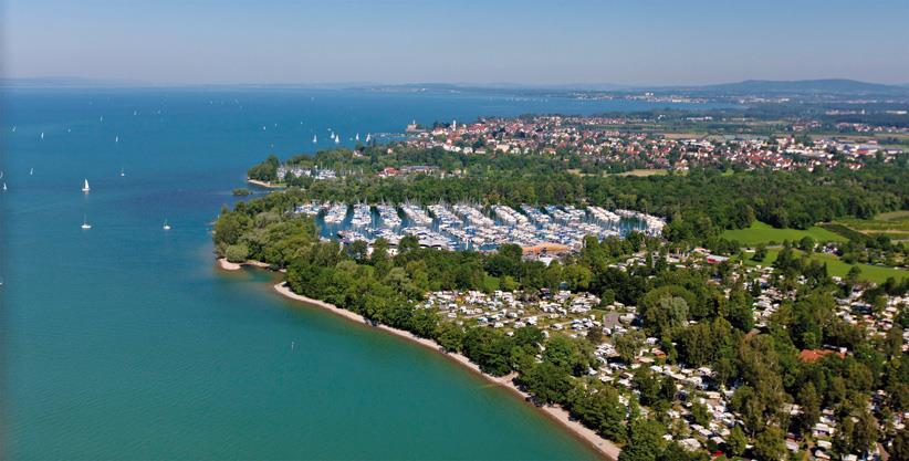 Establishment Freizeit-& Ferienpark Gohren am Bodensee - Kressbronn