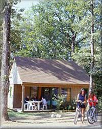 Huuraccommodaties - Chalet - Camping Le Mas