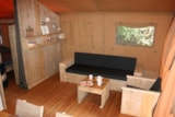 Rental - Safari Lodge Luxe - Camping Moulin de Chaules