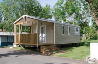 Mobile-Home Premium 2 Bedrooms 25-28 M² < 7 Years
