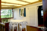 Rental - Mobile-home PREMIUM 2 bedrooms 25-28 m² < 7 years - Camping Les Mizottes