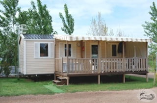Mobile-Home Premium 3 Rooms 30-31 M² < 7 Years