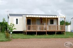 Mobil-Home Vip 3 Chambres > 32 M²
