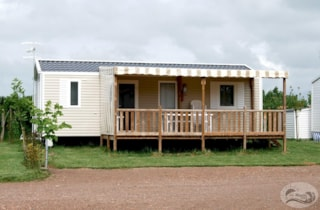 Mobile-Home Vip 3 Bedrooms > 32 M² <7 Years