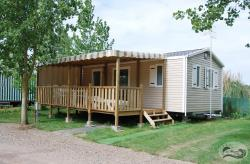 Mobil-Home Vip 2 Chambres > 28 M²