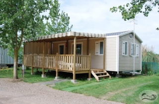 Mobile-Home Vip 2 Bedrooms > 28 M² < 7 Years
