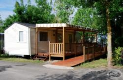 Mobil-Home Pmr 2 Chambres 32 M²