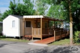 Rental - Mobile-Home Adapted To The People With Reduced Mobility - 2 Rooms 32 M² < 7 Years - Camping Les Mizottes