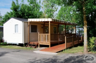 Mobile-Home Adapted To The People With Reduced Mobility - 2 Rooms 32 M² < 7 Years