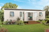 Rental - Mobile-Home Vip 4 Bedrooms > 37 M² <7 Years - Camping Les Mizottes