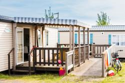 Wheelchair friendly Camping Le Caravan'ile ***** - La Guérinière