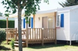 Rental - Mobilhome Comfort 3 Bedrooms - Camping Moncalm