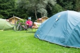 Pitch - Small tent - Camping Floreal La Roche en Ardenne 1