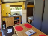 Rental - Confort Tent (without toilet blocks) - Camping Floreal La Roche en Ardenne 1