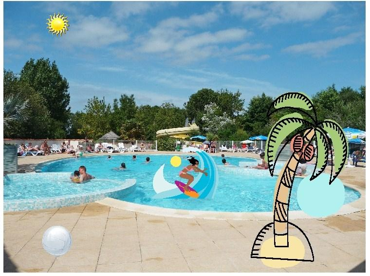 Etablissement Camping Le Clos Cottet**** - Angles