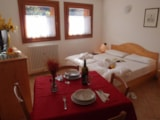 Huuraccommodaties - Appartement 24 mq - Dolomiti Camping Village